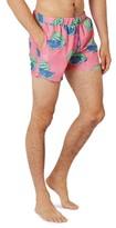Topman Men's Watermelon Print Swim Trunks