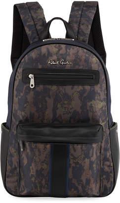 Robert Graham Men's Alban Camo Backpack