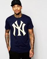 Majestic New York Yankees T-shirt - Blue