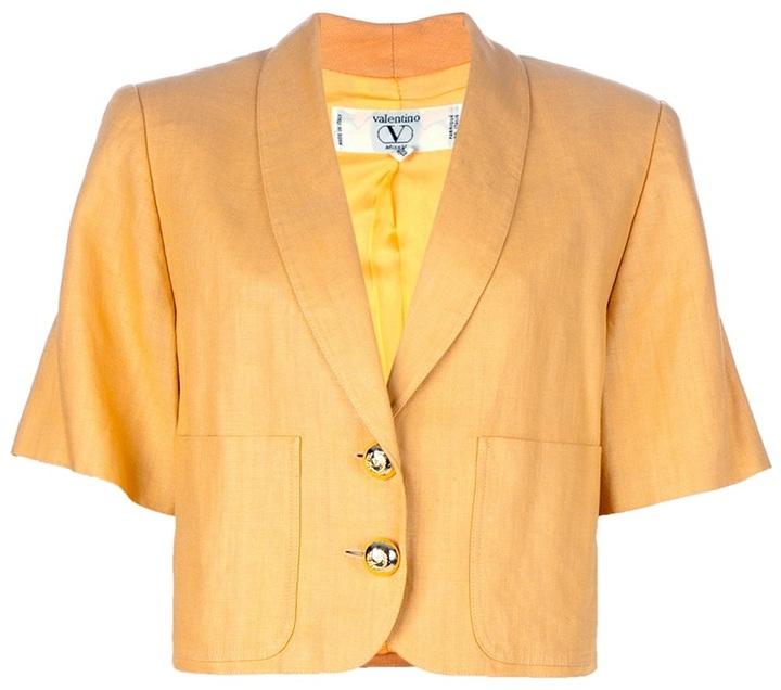 Valentino Cropped jacket
