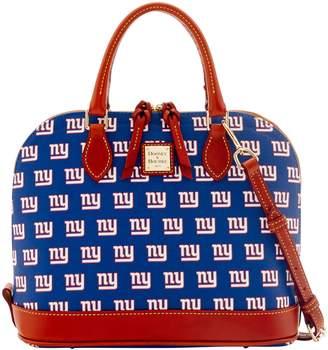 Dooney & Bourke NFL NY Giants Zip Zip Satchel