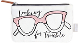 Caroline Gardner Looking For Trouble Sunglasses Case