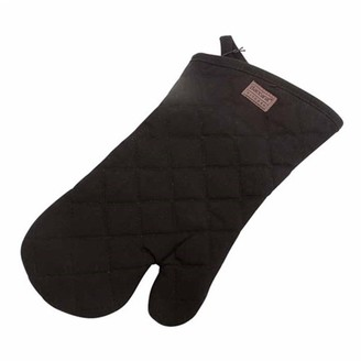 Baccarat Kitchen Oven Glove Black