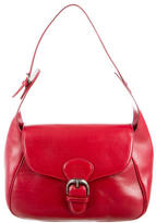 Marni Smooth Leather Shoulder Bag