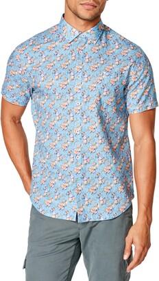 Good Man Brand Slim Fit On Point Floral Shirt