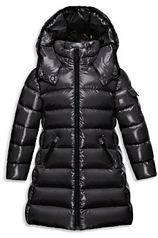 Moncler Unisex Moka Hooded Puffer Jacket - Big Kid