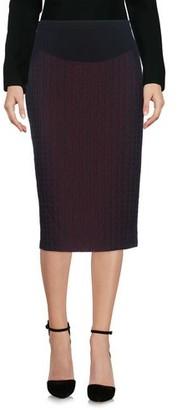 Trussardi Jeans Knee length skirt