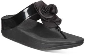 FitFlop Florrie Toe-Post Sandals Women's Shoes