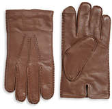 Polo Ralph Lauren Three-Point Leather Touch Gloves