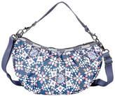 Le Sport Sac LG8058 Veronica Shoulder Strap Hobo Bag