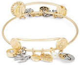 RJ Graziano T Initial Charm Bracelet
