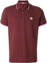 Moncler basic polo shirt - men - Cotton - S