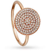 Astley Clarke Icon Ring Rose