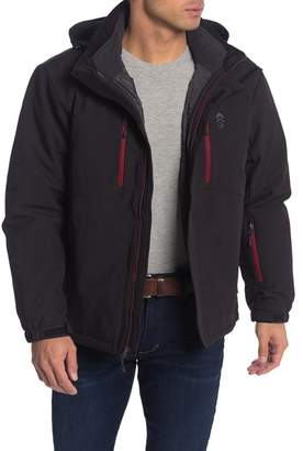 Free Country Soft Shell 3-in-1 Jacket