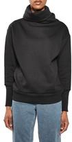 Topshop Women's Diana Cowl Sweatshirt