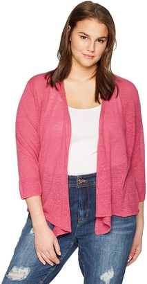 Nic+Zoe Women's Plus Size 4-Way Cardy
