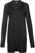 Maiyet 'Lattice Stitch' cardigan - women - Silk - XS