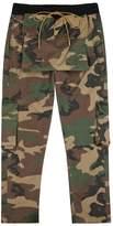 RHUDE Kangaroo Camouflage Cargo Trousers