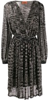 Missoni sequin embroidered dress