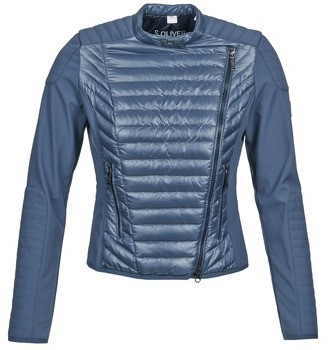 S'Oliver JONES women's Jacket in Blue
