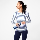 J.Crew New Balance® for in-transit long-sleeve T-shirt in stripe