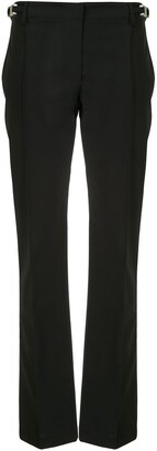 Alyx Pintuck Straight-Leg Trousers