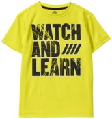 Crazy 8 Watch And Learn Active Tee