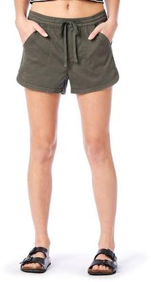 UNIONBAY Juniors' Maribeth Sateen Shorts
