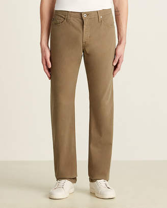 AG Jeans Adriano Goldshmied Graduate Tailored Leg Caper Leaf Pants