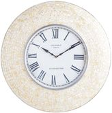 Pier 1 Imports Mother-of-Pearl Wall Clock
