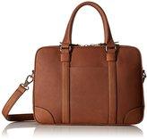 Fossil Baldwin Leather Cognac Workbag