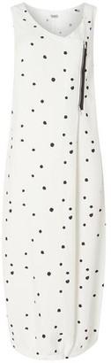 Crea Concept Zip Spot Dress