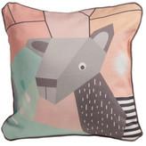 Nurseryworks Nursery Works Menagerie Cubist Print Toddler Pillow