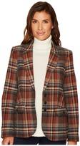 Pendleton Eaton Plaid Blazer Women's Jacket
