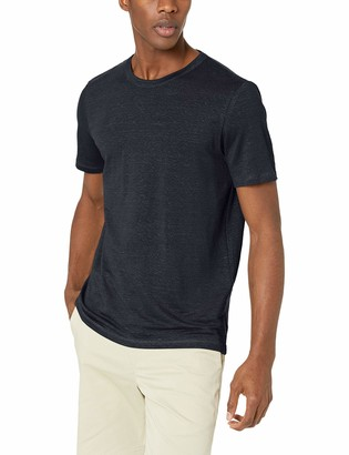 Theory Men's Essential Tee Flex Linen