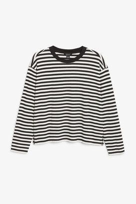 Monki Soft long-sleeve top