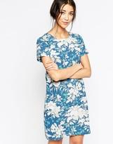 Sugarhill Boutique Shift Dress In Hawaiian Floral Print