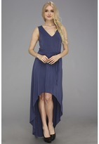 Delivering Happiness - Maxi-ish Dress (Night Sky) - Apparel