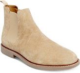 Steve Madden Men's Hyghline Suede Chelsea Boots