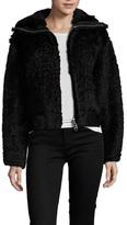 Balenciaga Leather Reversible Jacket