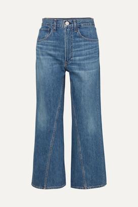 3x1 Aimee High-rise Wide-leg Jeans - Blue
