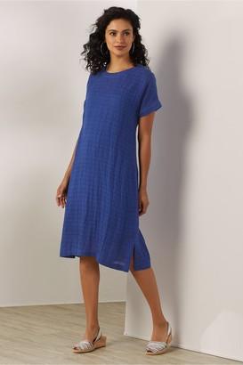 Petites Remi Gauze Shirt Dress
