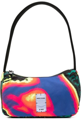 McQ Arcade graphic print bag