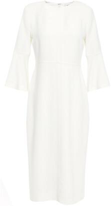 A.L.C. Fluted Crepe Dress