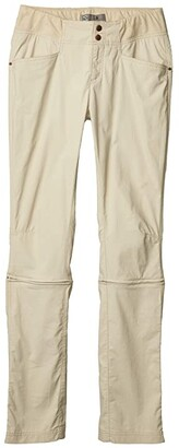 Royal Robbins Bug Barriertm Jammer Zip 'N' Go Pants (Light Khaki) Women's Casual Pants