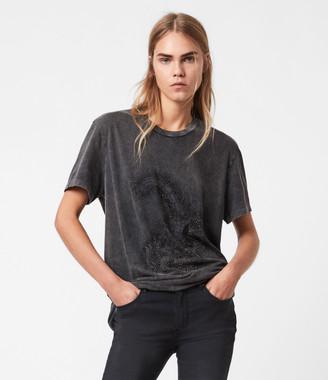 AllSaints Celeste Scorpion Milla T-Shirt