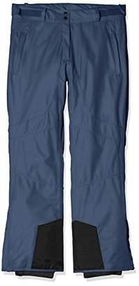 Black Crevice Women's Damen Skihose Ladies ski Pants