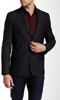 Perry Ellis Slim Jacquard Jacket