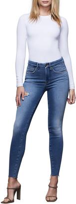 Good American Good Legs Organic Stretch Denim Jeans