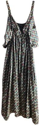 Bernhard Willhelm Navy Silk Dress for Women Vintage